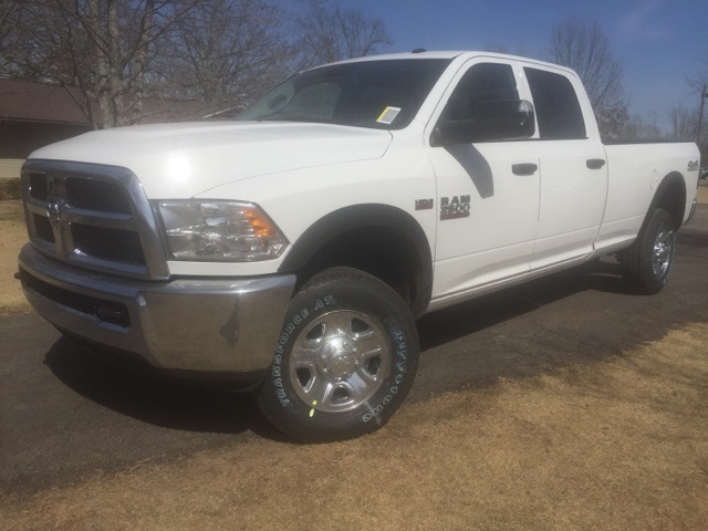 2018 Ram 2500 Crew Cab 4x4, Pickup #27612 - photo 1