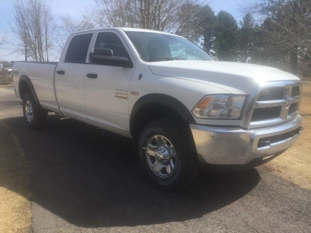 2018 Ram 2500 Crew Cab 4x4, Pickup #27612 - photo 4