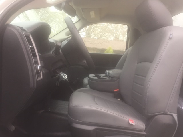 2018 Ram 2500 Regular Cab 4x2,  Pickup #27901 - photo 7
