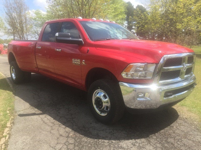 2018 Ram 3500 Crew Cab DRW 4x4,  Pickup #27908 - photo 4