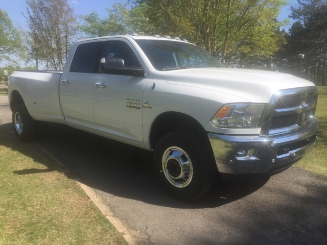 2018 Ram 3500 Crew Cab DRW 4x4,  Pickup #27947 - photo 4