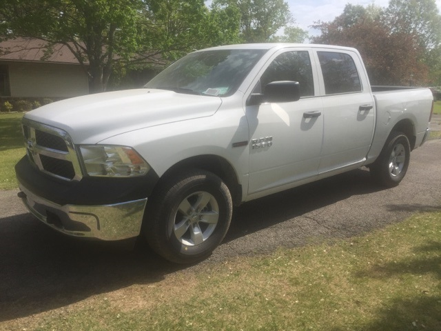 2018 Ram 1500 Crew Cab 4x4,  Pickup #27967 - photo 1