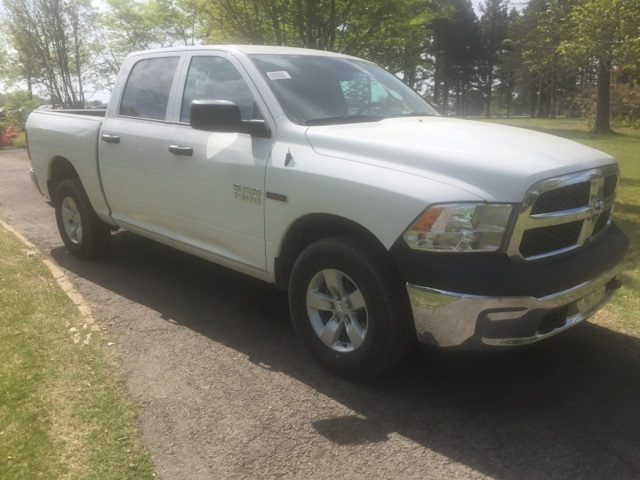2018 Ram 1500 Crew Cab 4x4,  Pickup #27967 - photo 4
