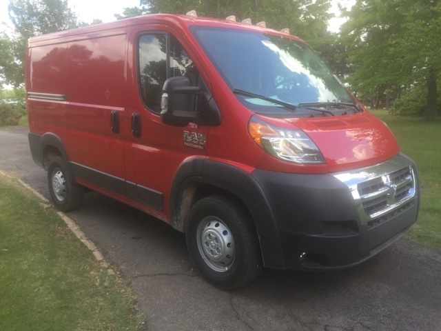 2018 ProMaster 1500 Standard Roof FWD,  Empty Cargo Van #28049 - photo 4