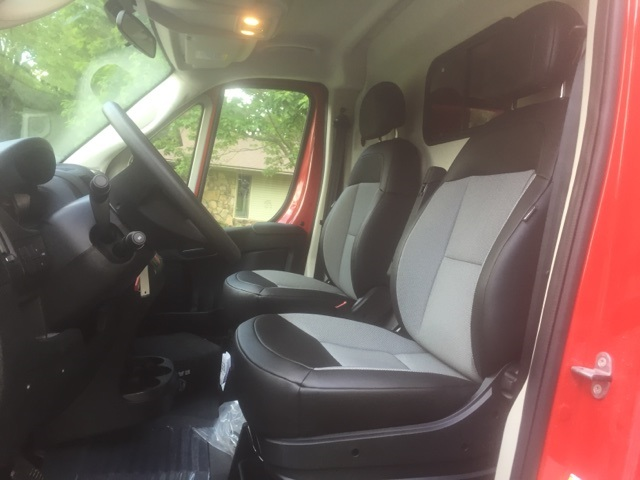 2018 ProMaster 1500 Standard Roof FWD,  Empty Cargo Van #28049 - photo 8