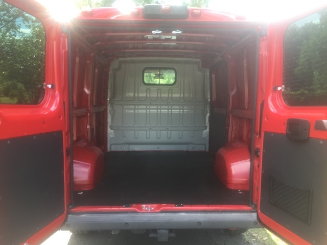 2018 ProMaster 1500 Standard Roof FWD,  Empty Cargo Van #28050 - photo 2