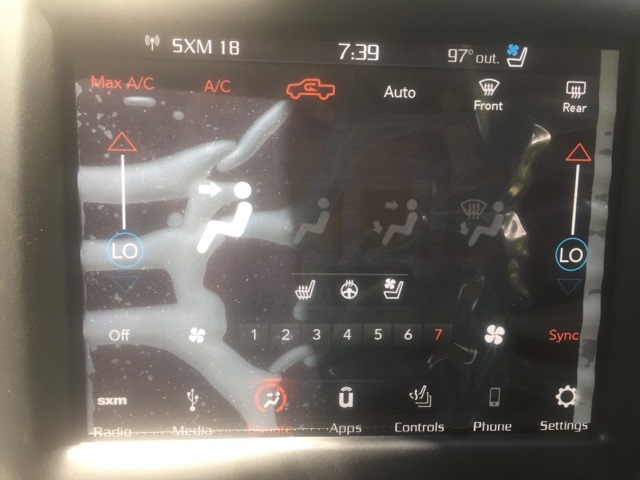 2018 Ram 1500 Crew Cab 4x4,  Pickup #28073 - photo 21