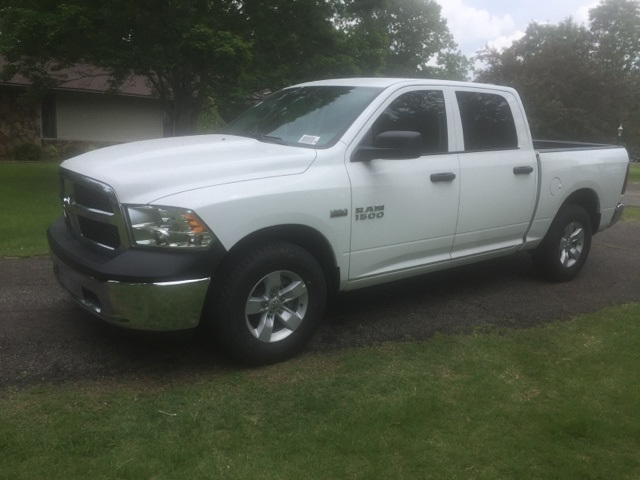 2018 Ram 1500 Crew Cab,  Pickup #28101 - photo 1