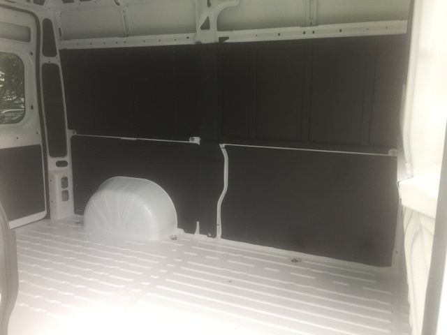 2018 ProMaster 1500 High Roof FWD,  Empty Cargo Van #28111 - photo 11