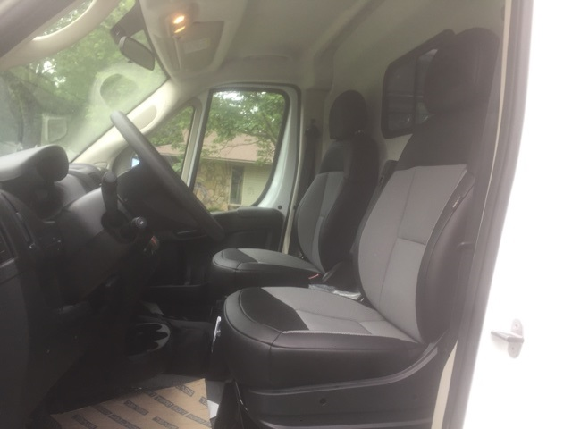 2018 ProMaster 1500 High Roof FWD,  Empty Cargo Van #28111 - photo 8