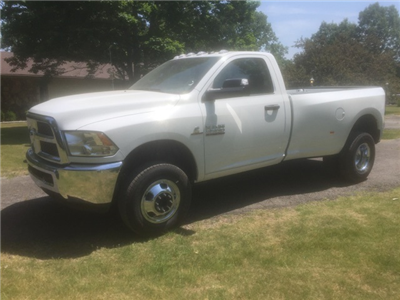 2018 Ram 3500 Regular Cab DRW 4x4,  Pickup #28128 - photo 1