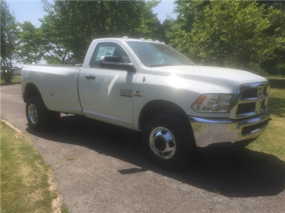 2018 Ram 3500 Regular Cab DRW 4x4,  Pickup #28128 - photo 4