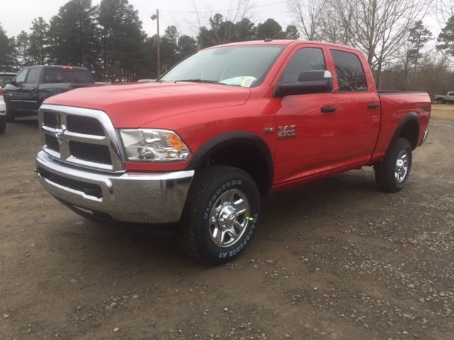 2017 Ram 2500 Crew Cab 4x4, Pickup #37719105*O - photo 1