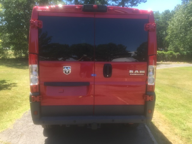 2018 ProMaster 1500 Standard Roof FWD,  Empty Cargo Van #JE135800 - photo 6