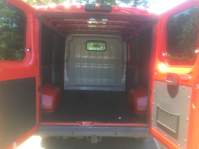2018 ProMaster 1500 Standard Roof FWD,  Empty Cargo Van #JE135800 - photo 2