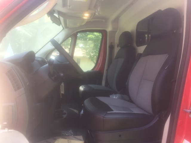 2018 ProMaster 1500 Standard Roof FWD,  Empty Cargo Van #JE135801 - photo 8