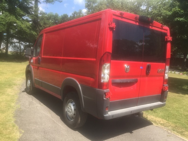 2018 ProMaster 1500 Standard Roof FWD,  Empty Cargo Van #JE135825 - photo 7