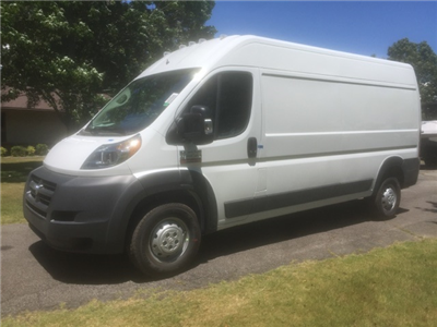 2018 ProMaster 2500 High Roof 4x2,  Empty Cargo Van #JE136119 - photo 1