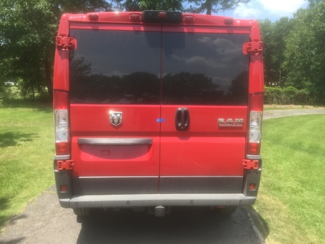 2018 ProMaster 1500 Standard Roof FWD,  Empty Cargo Van #JE136748 - photo 6
