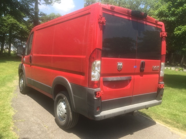 2018 ProMaster 1500 Standard Roof FWD,  Empty Cargo Van #JE136748 - photo 7