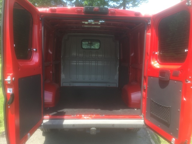 2018 ProMaster 1500 Standard Roof FWD,  Empty Cargo Van #JE136748 - photo 2