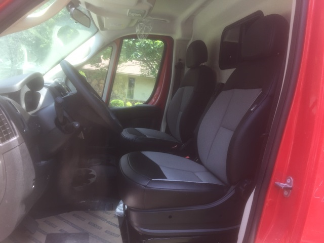 2018 ProMaster 1500 Standard Roof FWD,  Empty Cargo Van #JE136748 - photo 8