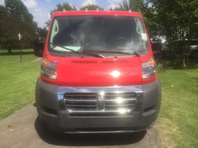 2018 ProMaster 1500 Standard Roof FWD,  Empty Cargo Van #JE136749 - photo 3