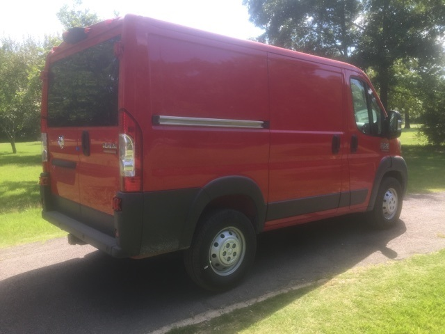 2018 ProMaster 1500 Standard Roof FWD,  Empty Cargo Van #JE136749 - photo 5