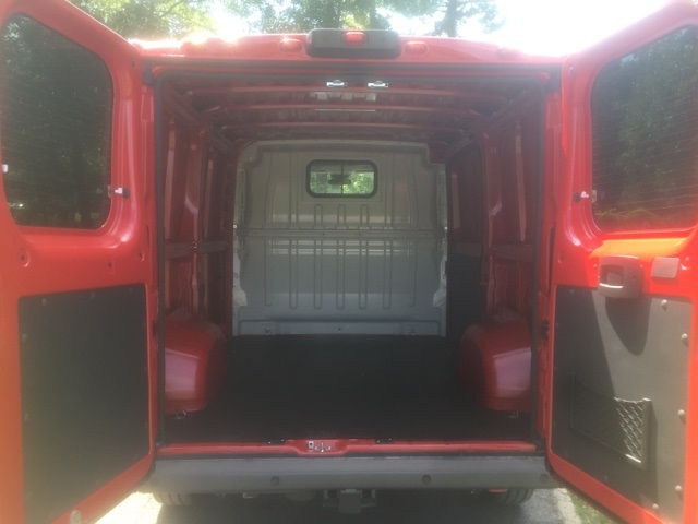 2018 ProMaster 1500 Standard Roof FWD,  Empty Cargo Van #JE136749 - photo 2