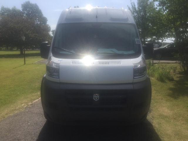 2018 ProMaster 3500 High Roof 4x2,  Empty Cargo Van #JE138521 - photo 3