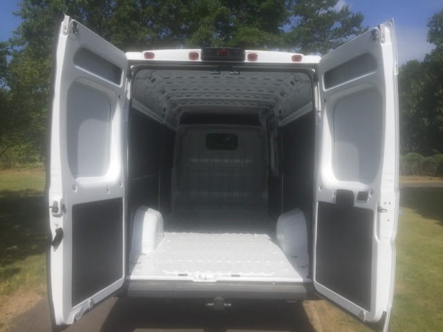 2018 ProMaster 3500 High Roof FWD,  Empty Cargo Van #JE138521 - photo 2