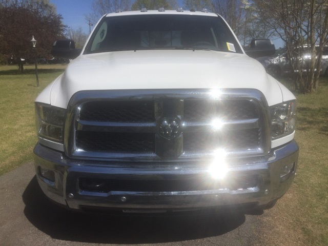 2018 Ram 3500 Crew Cab DRW 4x4,  Pickup #JG268027 - photo 3