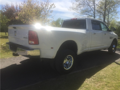 2018 Ram 3500 Crew Cab DRW 4x4,  Pickup #JG268027 - photo 5