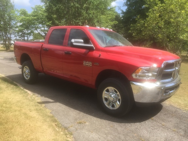 2018 Ram 2500 Crew Cab 4x4,  Pickup #JG282688 - photo 4