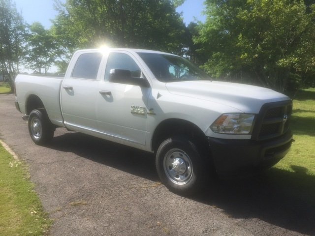 2018 Ram 2500 Crew Cab 4x4,  Pickup #JG283454 - photo 4