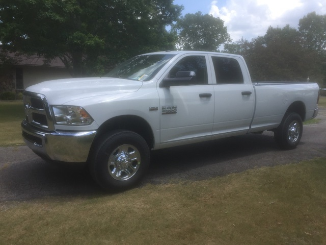 2018 Ram 2500 Crew Cab 4x4,  Pickup #JG288041 - photo 1