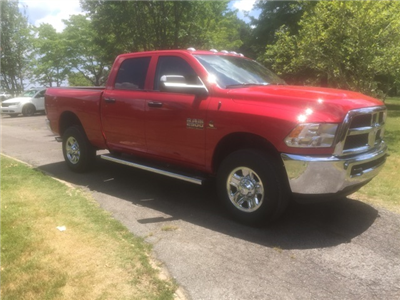 2018 Ram 2500 Crew Cab 4x4,  Pickup #JG288051 - photo 4