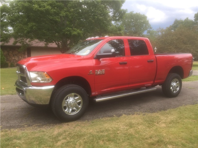 2018 Ram 2500 Crew Cab 4x4,  Pickup #JG288052 - photo 1