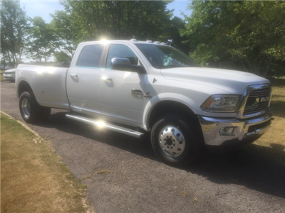 2018 Ram 3500 Crew Cab DRW 4x4,  Pickup #JG293110 - photo 4