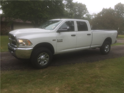 2018 Ram 2500 Crew Cab 4x4,  Pickup #JG295728 - photo 1