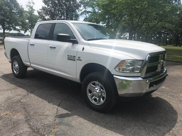2018 Ram 2500 Crew Cab 4x4,  Pickup #JG295843 - photo 4