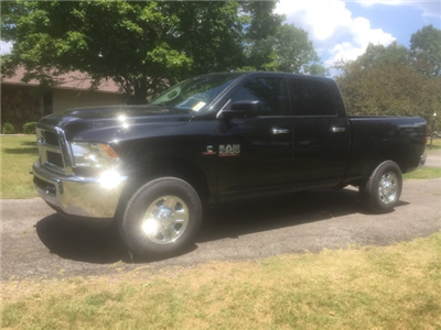 2018 Ram 2500 Crew Cab 4x4,  Pickup #JG295844 - photo 1
