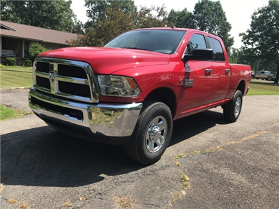 2018 Ram 2500 Crew Cab 4x4,  Pickup #JG295845 - photo 1