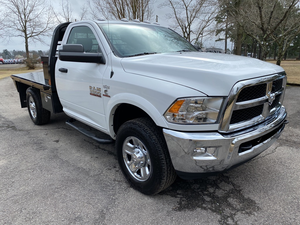 2018 Ram 3500 Regular Cab 4x4,  Cab Chassis #JG306473 - photo 8