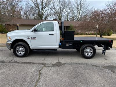 2018 Ram 3500 Regular Cab 4x4,  Cab Chassis #JG306473 - photo 3