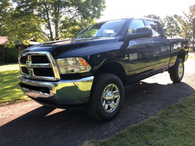 2018 Ram 2500 Crew Cab 4x4,  Pickup #JG313768 - photo 1