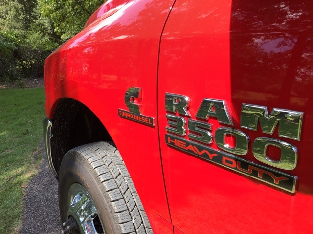 2018 Ram 3500 Crew Cab DRW 4x4,  Pickup #JG318674 - photo 30
