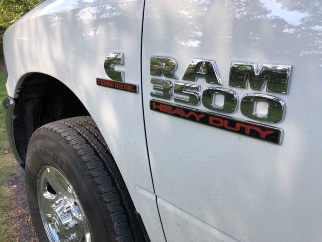 2018 Ram 3500 Regular Cab 4x4,  Pickup #JG343502 - photo 22