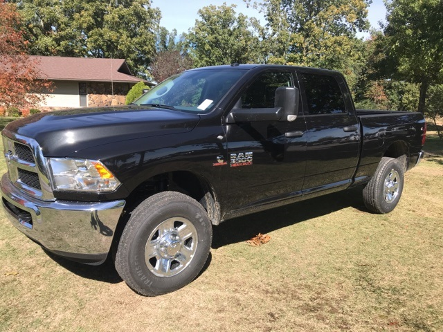 2018 Ram 3500 Crew Cab 4x4,  Pickup #JG354772 - photo 1