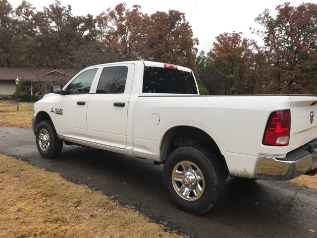 2018 Ram 2500 Crew Cab 4x4,  Pickup #JG359194 - photo 2